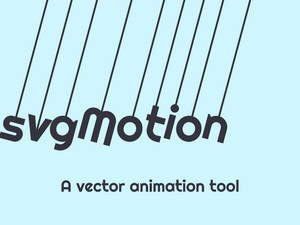 Introducing svgMotion!