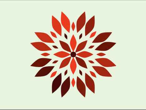 Flower Pedals Animation