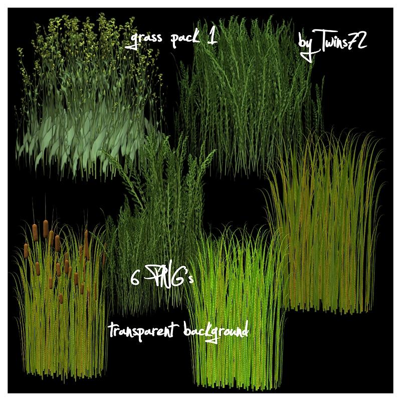 Stock Grass Pack 1