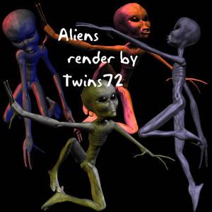 Stock Aliens