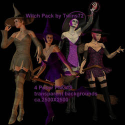 stock witch pack