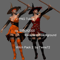 stock witch pack 2