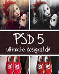 PSD 5 by ultimate-designs