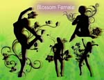 Blossom Females by CookiesP