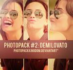 Photopack #2: Demi Lovato.