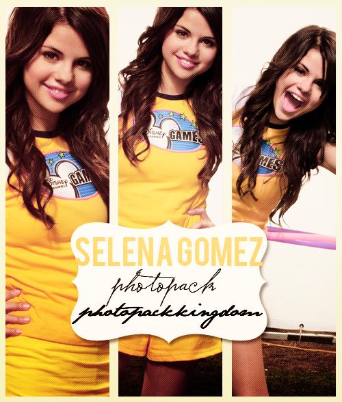 Photopack #15: Selena Gomez. by photopackkingdom