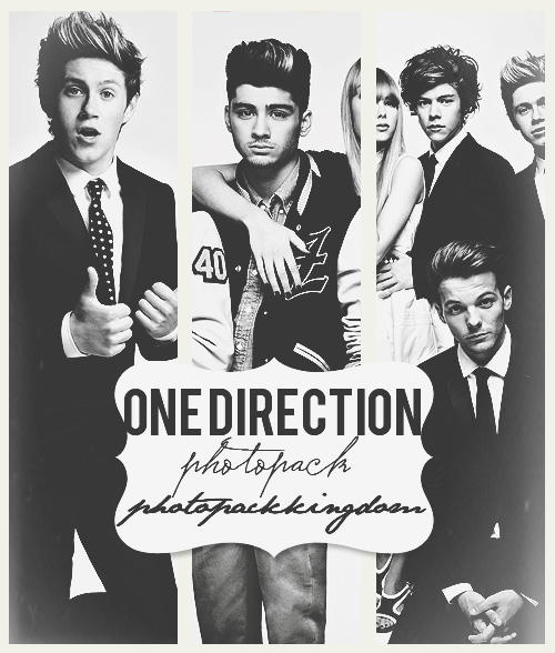 Photopack #18: One direction. by photopackkingdom