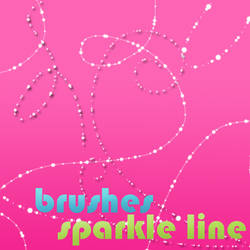 sparkle line by argeeh