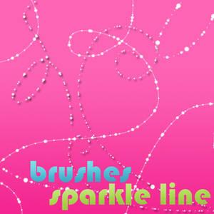 sparkle line