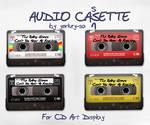 Audio Cassette for CAD