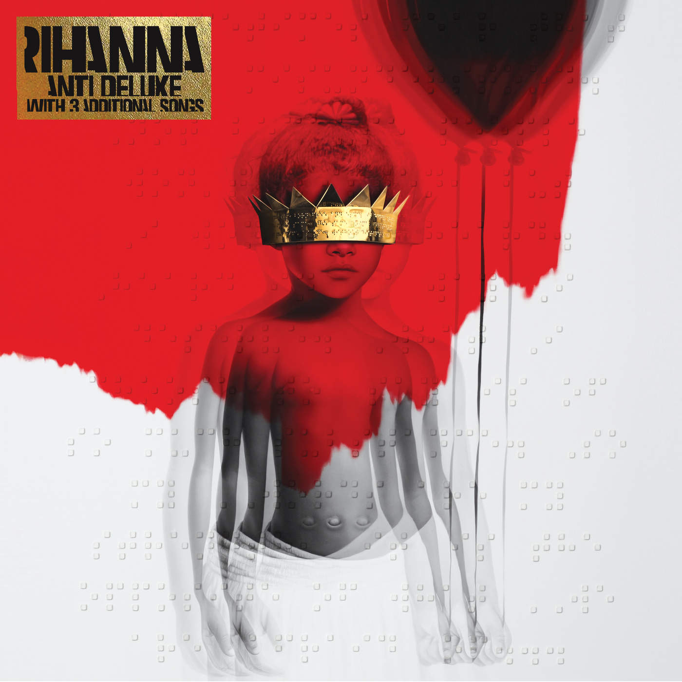 ANTI (Deluxe) - Rihanna by selenatorgirl140 on DeviantArt