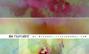 Big Textures 1 by Yocoi