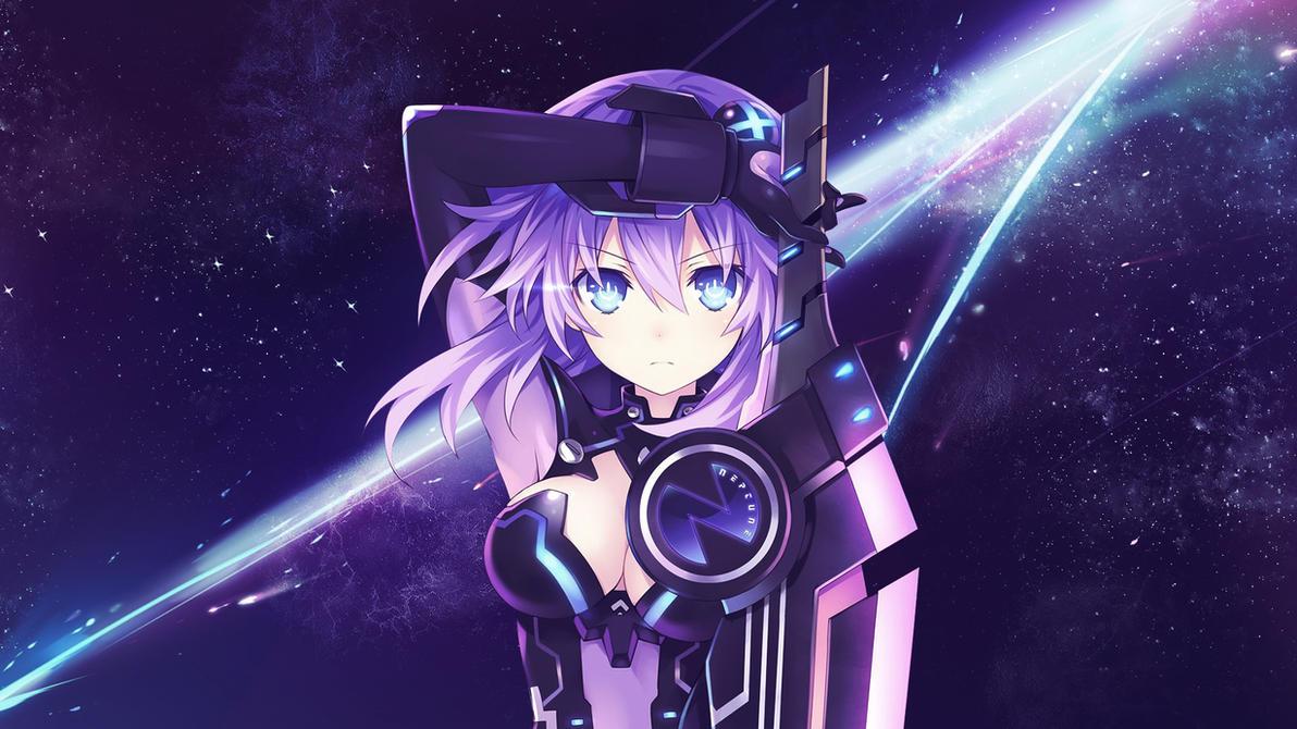 Wallpaper Engine Neptunia