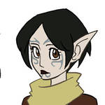Dragon Age - Animated Series Look