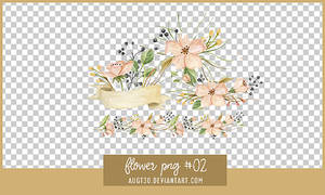 Flower PNG #2