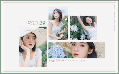 PSD COLORING 29 by AugT30