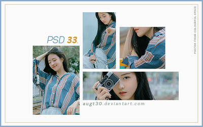 PSD COLORING 33 by AugT30