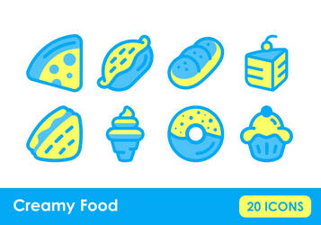 Creamy Food