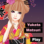 ..Yukata Kimono MEGA DRESS UP..VERSION 2