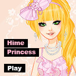 ..Hime Princess Gal MEGA DRESSUP..VERSION 2