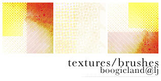 Brushes Textures 2 by letsboogiie