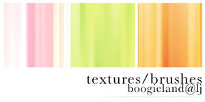 Brushes Textures 3 by letsboogiie