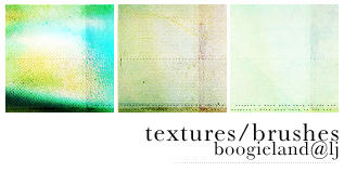 Brushes Textures 8 by letsboogiie