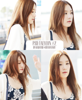 13527-PSD Blend Taeyeon #2 @Kabaybe by Kabaybe