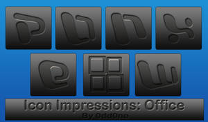 Icon Impressions- Office