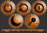 Wooden Shutdown Pack