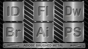 Adobe Brushed Metal
