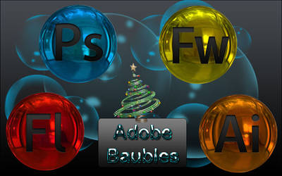 Adobe Baubles by 0dd0ne