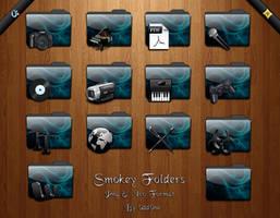 Smokey Folders by 0dd0ne
