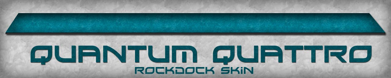 Quantum Quattro Dock Skin