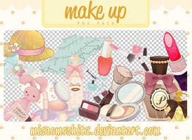 Make up - Cosmeticos by MisaoMoshita