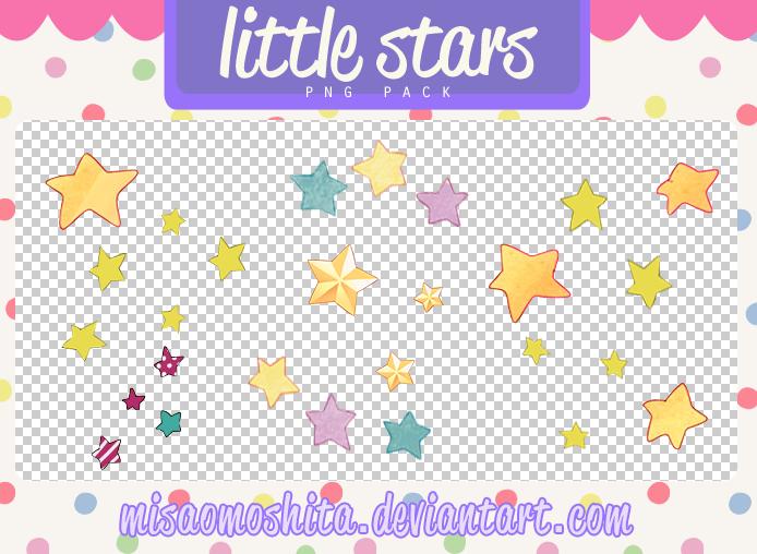 Little Stars by MisaoMoshita