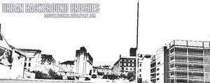 Urban Background Brushes