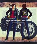 Fan Model - Claire Redfield The Biker