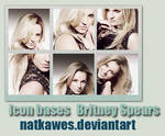 Icon bases - Britney Spears