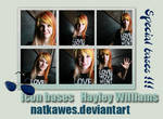 Icon bases - Hayley Williams