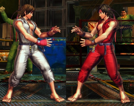 SFxT Mod - Asuka: Ryu Cosplay by Segadordelinks