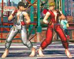 SFxT Mod - Sakura: Ryu #1 Fan