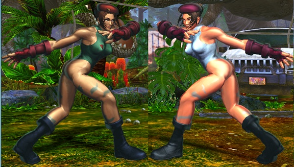 SFxT Mod - Christie: Cammy Cosplay by Segadordelinks