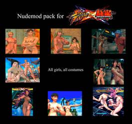 SFxT Nudemod Pack by Segadordelinks