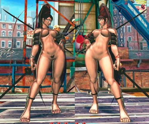 bayonetta-nude-mod