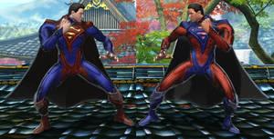 SFxT Mod - M. Bison: Regime Superman