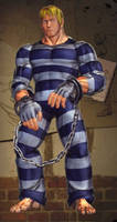SFxT Mod - Cody Barefooted