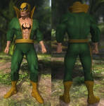 DoA5 Mod - Rig: Iron Fist Cosplay
