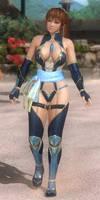 DoA5 Mod - Kasumi: Contest Costume Edit