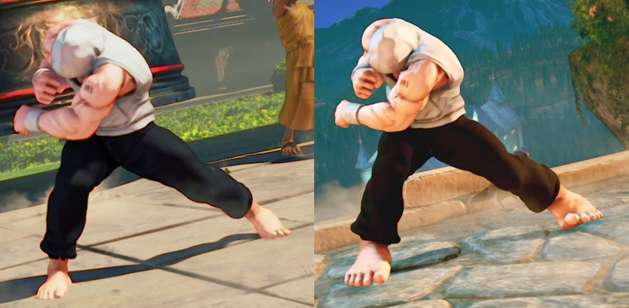 [Image: sfv_mod___ed_barefooted_by_segadordelinks-dbpkzzq.jpg]